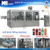 Gekohltes Wasser-waschende füllende Verpackungsmaschine