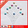 Overdracht van Hotfix van het Bergkristal van de Kleuren van oeko-Tex van Manufacuring Standaard Diverse