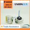 L'approvisionnement D1 d'usine A CACHÉ la qualité de l'ampoule D1s de xénon de l'ampoule CACHÉE par 35W D1s de l'ampoule 12V de xénon