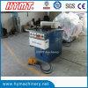 Cornière QF28Y-4X200 hydraulique entaillant la machine de découpage