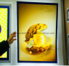 Product acrilico Advertizing Poster Display LED Light Boxes con Magnetic