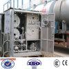 Tipo incluido alta máquina de la filtración del aceite del transformador del vacío de la Doble-Etapa