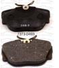 Brake di ceramica Pads per BMW