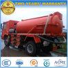 Sinotruk HOWO 4X2 10000 L下水の真空の吸引タンクトラック