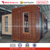 Wood Decoration (S-02)를 가진 40ft Expandable Container House