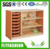 Het houten Leuke Populaire Kabinet van de Opslag voor Kinderen (sf-129C)