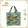 Full Color Custom Printed Logo를 가진 도매 PVC Coated Cotton Shopping Bag