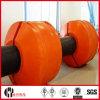 Floater трубы HDPE 12 дюймов драгируя