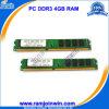 Desktopのための完全なCompatible 1333MHz DDR3 4GB RAM