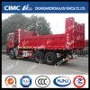 FAW 6*4 Dump Truck com Cimc o Huajun Lightweight Upper Parte