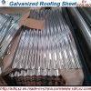 Гальванизированные стальные листы настилая крышу материал 0.145mm стали листов