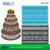 Traitement au four Supplies avec Cake Lace Silicone Mold