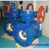 Válvula de cerámica API para flotante Válvula de bola de brida