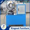 Halbautomatischer Bördelmaschine-A/C hydraulischer Schlauch-quetschverbindenmaschine des Schlauch-Dx68 in China