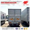 Almacén de alimento del precio barato de China pequeño Van Truck