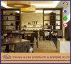 인도 Grand Hyatt Yd 0505 Hotel Furnitre Black Modern Luxury Wood 식당 Furniture 또는 Dining Table/Chairs