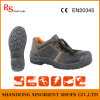 Zapatos de seguridad negros resistentes químicos del rinoceronte Snb1914