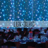 LED Star Curtain voor Wedding Decoration