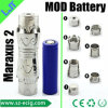 2014 Stainless Steel Big Size Large Capacity Very Durable (Maraxus 2)의 새로운 Vape Mods Made