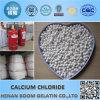 Tipo industrial do cloreto de cálcio da classe para 74%, 77% e 94-96%