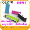 Carte mémoire Memory Stick en plastique promotionnelle de lecteur flash USB avec beaucoup de couleurs (ET052)