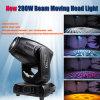 Продающ луч наивысшей мощности 280W освещения этапа, мытье, пятнает 3in 1 Moving головной свет