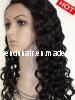 가득 차있는 레이스 가발, Virgin 머리 레이스 가발은, 정면 가발, Virgin 머리 가발, 자연적인 색깔 가발을 끈으로 묶는다