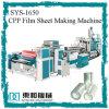 Extrudeuse de film de CPP (SYS-CPP1650)