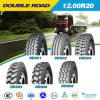 Los neumáticos chinos baratos 1200r20 de las marcas de fábrica ponen un neumático 750X16