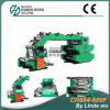 4 Machine van de Druk van de kleur Flexographic (CH884-600F)
