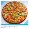 Polyfoamのフルーツまたはプラスチック擬似食糧プロトタイプまたはピザモデル