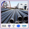 PE-beschichtetes spiralgeschweißte Ölgemälde Balck Stahlkorrosionsschutz Rohr / Rohr