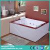 Banheira de madeira de 2 pessoas com banheira de água (TLP-666-saia de acrílico)