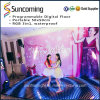 P62.5 boda LED Vídeo Dance Floor / Pista de baile al aire libre portable