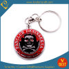Offset Printing Metal Key Chain for Fan Club