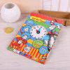Nueva impresión del libro infantil del Hardcover del diseño de la alta calidad