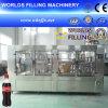 4 automáticos en 1 máquina de rellenar para los refrescos carbónicos de la botella