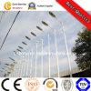Galvanisées à chaud et enduit de poudre Solar Power Energy Light Street Pole