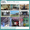 Rk of steam turbine and gas turbine systems Roof Aluminum Truss system for Road show