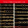 Cadena de latón Cadena / acero inoxidable / Cadena / metal decorativo cadena Cadena / Moda / joyería de cadena