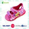 Sandales à quatre couleurs en PU, costume pour la petite fille