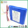 Батарея иона фабрики 14.8V 2600mAh Li Китая верхняя