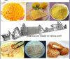 Alimento das migalhas de pão que faz a maquinaria/extrusora