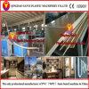 De Lopende band van de Raad van de Bouw WPC/De Plastic Machine van de Raad