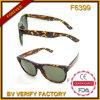 Óculos de sol de imitação transparentes de F6399 Clubmaster