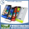 Do núcleo duplo esperto Android do telemóvel da tela de toque Mtk6572 de 4 polegadas telefones móveis espertos (H3039)