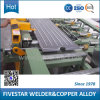 Power eléctrico Transformer y Oil Immersed Power Transformer Radiator Production Line