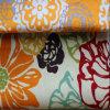 Tessuto della tenda stampato 100%Polyester della Morbido-Mano per la tessile domestica