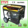 4kw de geluiddichte Draagbare Enige Stc 12 van de Benzine van de Generator Garantie van de Mond
