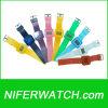 Reloj de goma de los deportes de Digitaces (NFSP039)